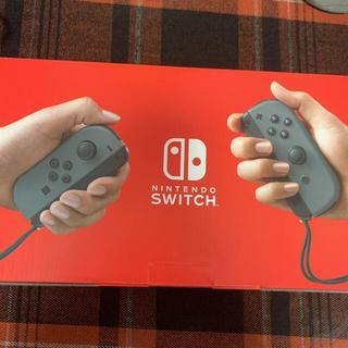 ニンテンドースイッチ(Nintendo Switch)のNintendo Switch Joy-Con(L)/(R) グレー(家庭用ゲーム機本体)