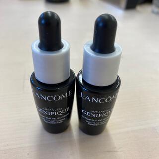 ランコム(LANCOME)のランコム ジェニフィック アドバンストn 美容液 7ml 2個セット(美容液)