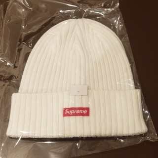 Supreme - Supreme Overdyed Ribbed Beanie