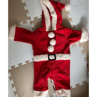 クリスマス サンタコス 子供