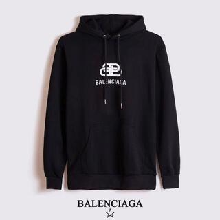 Balenciaga - バレンシアガ  パーカーフード  付き 2枚11000円男女兼用