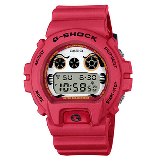 G-SHOCK - 新品未使用 保証書箱付属 CASIO DARUMA DW-6900DA-4JR