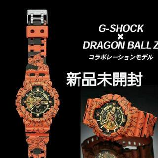 G-SHOCK - 新品未使用 CASIO G-SHOCK ドラゴンボールZコラボ