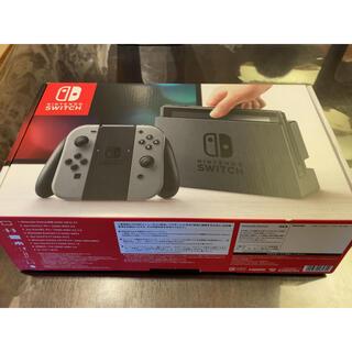 Nintendo Switch - Nintendo Switch  旧式 グレー  訳あり スイッチ