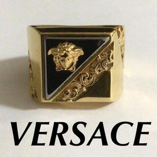 VERSACE - 本日価格☆正規品☆ VERSACE リング