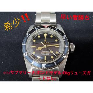ROLEX - 6538サブマリ-ナ(ボンドモデル/Bigリュ-ズガ-ドなし)
