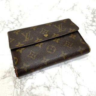 LOUIS VUITTON - 正規品✨ルイヴィトンモノグラム長財布、即日発送