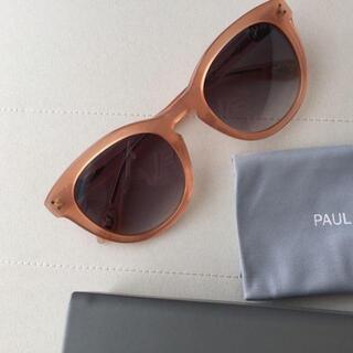 PAUL & JOE - 重要新品◆28,600円 高級レンズ UV ポール&ジョー サングラス ボストン
