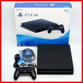 PlayStation4 - ◆PS4スリム500GB プレイステーション4 本体 送料無料◆