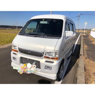 スズキ - エブリィージョイポップ♦︎限定車(sports)wagon ターボ 他車興味有り