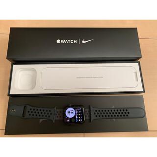 Apple Watch - Apple Watch SE 44mmNike スペースグレイアルミニウムケース