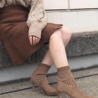 フーズフーチコ(who's who Chico)のフーズフーチコ   Aラインスカート(ひざ丈スカート)