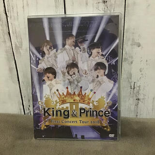 Johnny's - King&Prince First Concert Tour 2018 DVD
