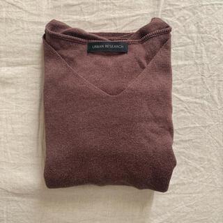 URBAN RESEARCH - knit