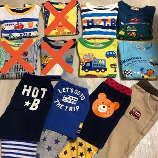 ホットビスケッツ(HOT BISCUITS)のミキハウス ホットビスケッツ おまけつき(Tシャツ/カットソー)