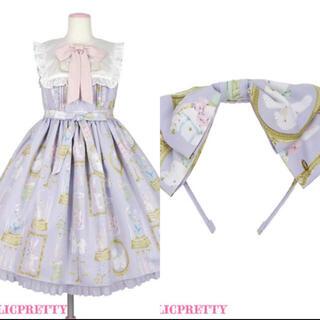 Angelic Pretty - アンジェリックプリティ  Toys MuseumジャンパースカートSet