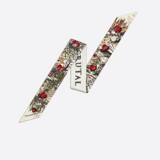 クリスチャンディオール(Christian Dior)のBRUTAL JOURNEY OF THE HEART(バンダナ/スカーフ)