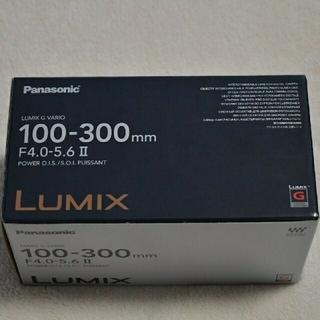 Panasonic - パナソニック超望遠レンズ M4/3