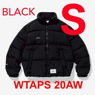 W)taps - WTAPS BIVOUAC / JACKET POLY. TAFFETA 黒S