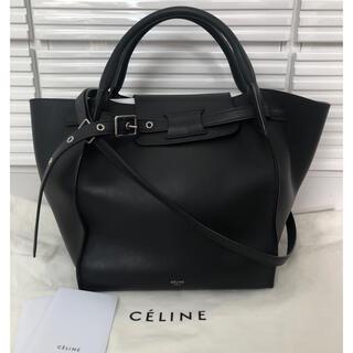 celine - 美品 セリーヌ ビッグバッグスモール 2WAYバッグ