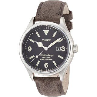 タイメックス(TIMEX)の【レア】【新品】TIMEX Waterbury TW2P75000 日本未発売品(腕時計(アナログ))