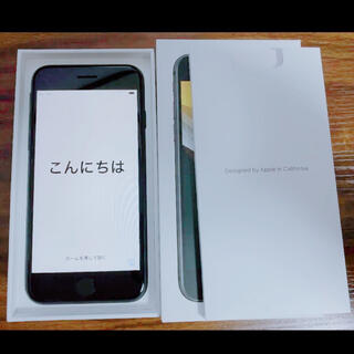 iPhone - 【SIMロック解除済み】iphone SE2 128GB BLACK