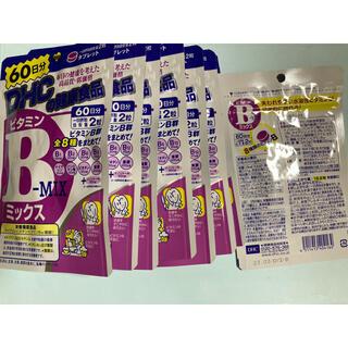 ディーエイチシー(DHC)のDHC ビタミンBミックス 60日分×8袋(ビタミン)
