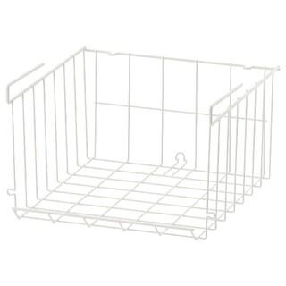 イケア(IKEA)のOBSERVATOR クリップオンバスケット(収納/チェスト)