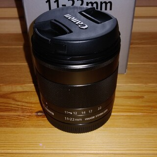 Canon - Canon EF-M11-22 F4-5.6 IS STM