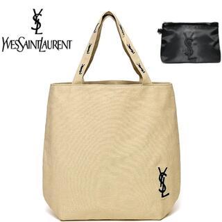 Yves Saint Laurent Beaute - 超人気!YSL イヴサンローラン トートバッグ ポーチSET