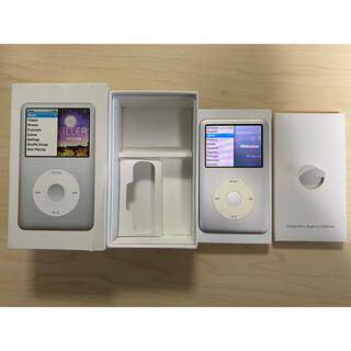 Apple - Apple iPod Classic 最終世代 160GB 銀 MC293J/A