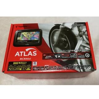 Yupiteru ATLAS MCN46si バイク専用ナビ