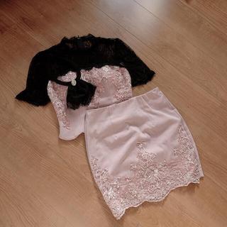 ROBE - ROBE de FLEURS ドレス