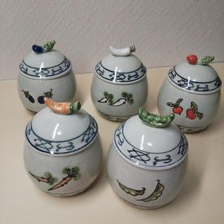 茶碗蒸し 5個セット(瀬戸焼)