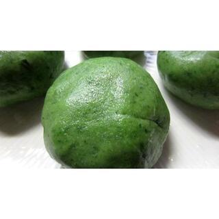 手作り自然餅4種セット(無添加、無農薬、保存料無し、健康、美容、正月、雑煮、焼餅(練物)