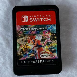 Nintendo Switch - マリオカート8 デラックス ソフトのみ ニンテンドースイッチ
