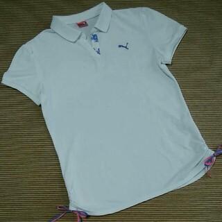 PUMA - PUMA プーマ レディース ポロシャツ サイズM
