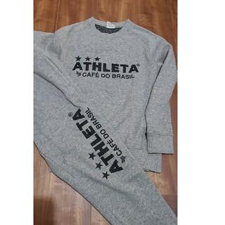 ATHLETA - アスレタ、140 セットアップ スエット