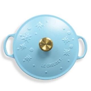 ストウブ(STAUB)のle creuset、鋳鉄、エナメル鍋、(食器)