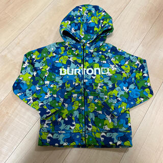 BURTON - Burton バートン   パーカー 3t  90㎝ 100㎝ キッズ