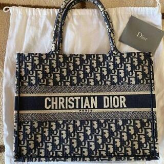 Christian Dior -  美品 Dior ディオール ブックトート booktote