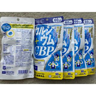ディーエイチシー(DHC)のDHC カルシウム+CBP 60日分 ×5袋(その他)