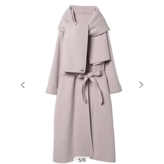 eimy istoire(エイミーイストワール)のeimy istoire  未使用 レディースのジャケット/アウター(ロングコート)の商品写真