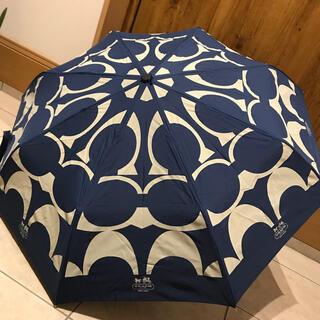 COACH - 新品箱入り/コーチ折りたたみ傘