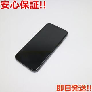 アイフォーン(iPhone)の美品 SIMフリー iPhone 11 Pro 64GB スペースグレイ (スマートフォン本体)