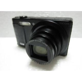 RICOH - リコー コンパクトデジタルカメラ 高級コンデジ デジカメ 黒