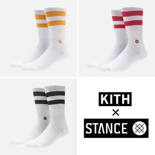 スタンス STANCE KITH ソックス 靴下 メンズ  L 26-29cm