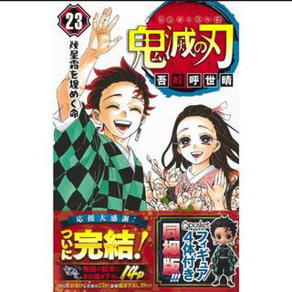 集英社 - 鬼滅の刃 23巻 特装版 フィギュア付き