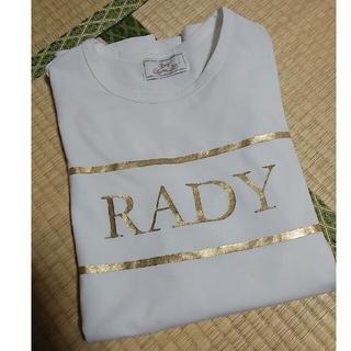 Rady - Rady ロゴTシャツ