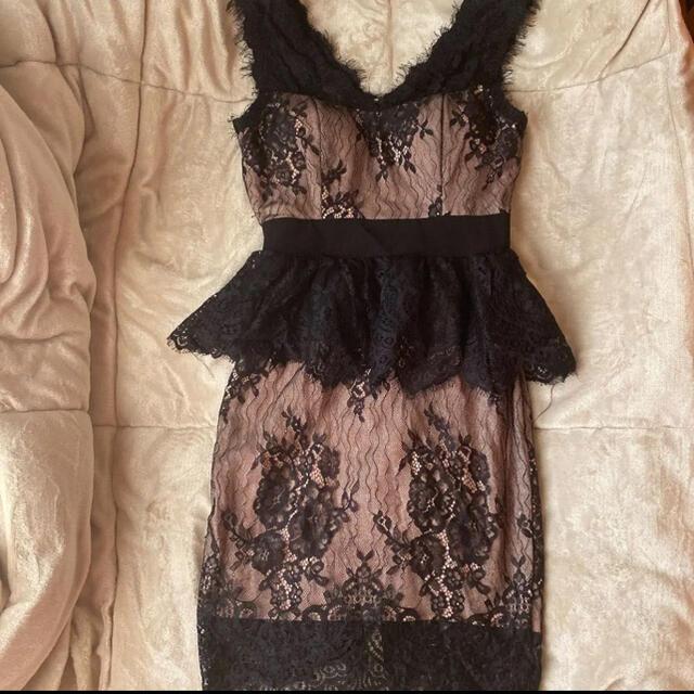 Andy(アンディ)のAndy ミニドレス キャバドレス ワンピース レディースのフォーマル/ドレス(ミニドレス)の商品写真